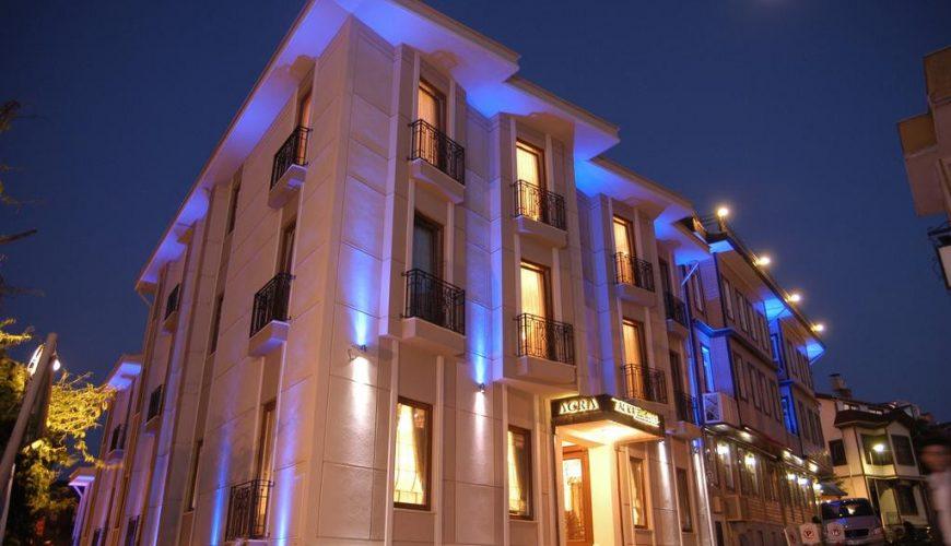 Acra Hotel Sultanahmet istanbul