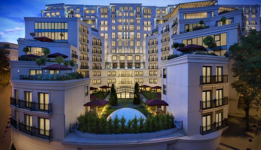 CVK Bosphorus Hotel