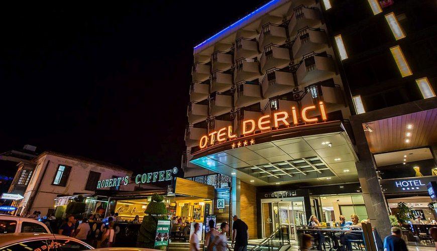 Derici Hotel Kusadasi Aydin
