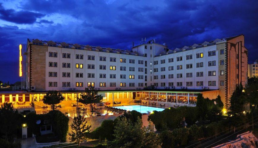 Dinler Hotel Urgup Cappadocia