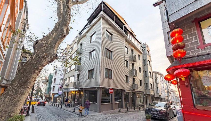 fehmi bey hotel istanbul turkey