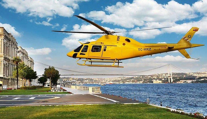 helipokter tour istanbul