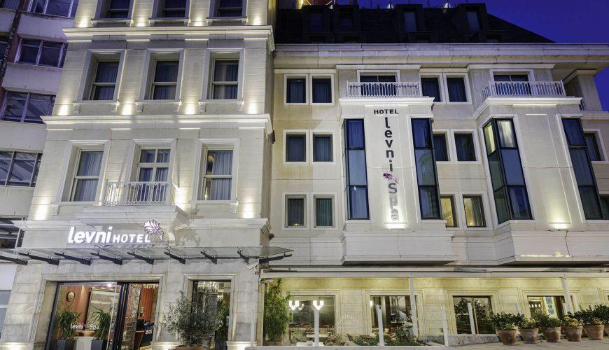 Levni Hotel Sirkeci Istanbul