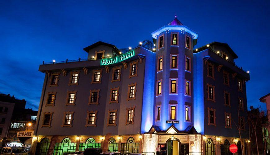 Rumi Hotel Konya