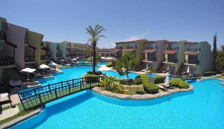 Silence Beach Resort Hotel Antalya