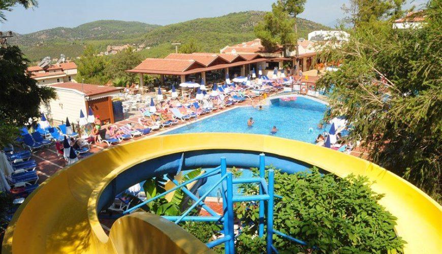 Yel Holiday Resort Ölüdeniz, Fethiye Muğla
